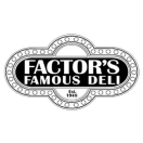 Factor's Famous Deli Menu