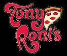 Tony Roni's Menu