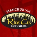 Manchurian Rice Menu