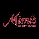 Mimi's Bistro & Bakery Menu