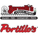 Portillo's Hot Dogs & Barnelli's Pasta Bowl Menu