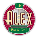 140 Alex Bar & Grill Menu