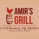 Amir's Grill Menu