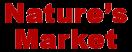 Nature's Market Menu