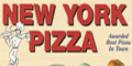 New York Pizza Restaurant Menu