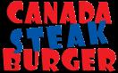 Canada Steak Burger Menu