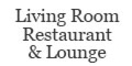 Living Room Restaurant & Lounge Menu