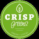 Crisp Greens Menu