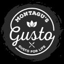 Montagu's Gusto Menu
