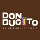 Don Bugito Menu