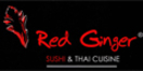 Red Ginger Sushi & Thai Menu