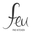 Feu Pho Kitchen Menu