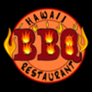 Hawaii BBQ Restaurant Menu