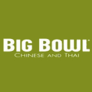 Big Bowl Menu