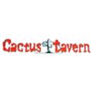 Cactus Tavern Menu
