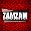Zamzam Restaurant Menu
