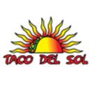 Taco Del Sol Menu