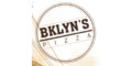 Bklyn's Pizza Menu