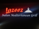 Lazeez Indian-Mediterranean Grill Menu
