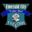 Emerald City Fish and Chips Menu
