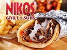 Nikos Grill and Subs Menu