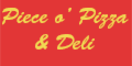 Piece o Pizza and Deli Menu