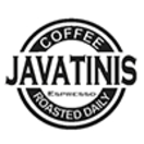 Javatinis Espresso Menu