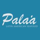 Pala'a Latin American Seafood Menu