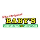 Baby's Cheesesteak & Lemonade Menu