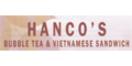 Hanco's Bubble Tea & Vietnamese Menu