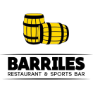 Barriles Sports Bar and Restaurant Menu