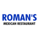 Roman's Mexican Restaurant Menu