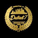 District 7 DTLA Menu