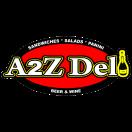 A2Z Deli Menu
