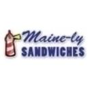 Maine-ly Sandwiches Menu
