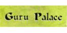 Guru Palace Menu