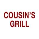 Cousins Grill Menu