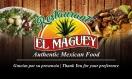 Restaurant El Maguey Menu