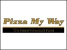 Pizza My Way Menu