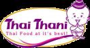 Thai Thani Restaurant Menu