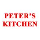 Peter's Kitchen Menu
