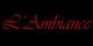 L'ambiance Cafe Menu