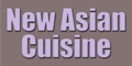 New Asian Cuisine  Menu