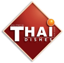 Thai Dishes Menu