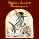 Millan's Ranchito Restaurant Menu