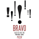 Bravo Kosher Pizza Menu