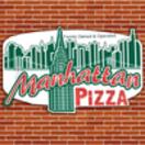 Manhattan Pizza Menu