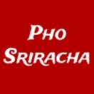 Pho Sriracha Menu