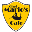 Chef Mario's Cafe Menu