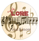 Cafe LORE Menu